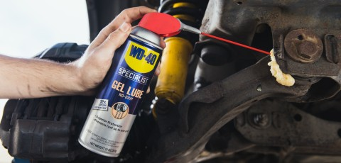 WD-40 redesigns Specialist line