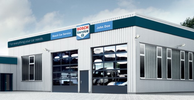Bosch Car Service and Broadly connecting with customers